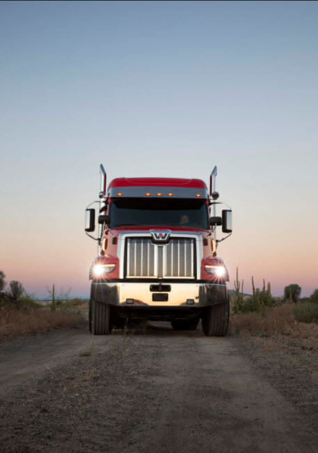 Western Star, Heavy Truck Dealers